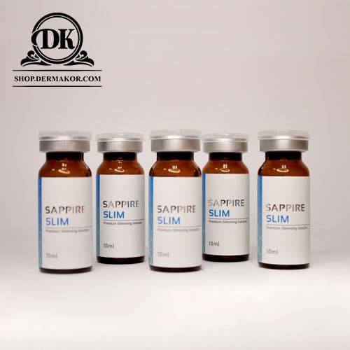Sappire SLIM, Sappire, Dermakor, Pigmetation, Fat Disslovers, Wrinkles, LipoLab, Wrinkles, Beauty Injection